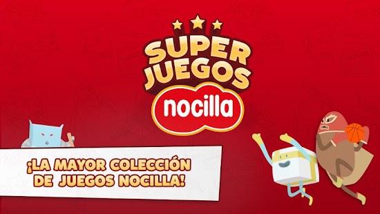 SuperJuegos Nocilla para Niños - náhled