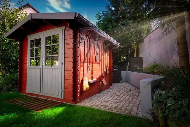 How to Install a Window in Your Backyard Shed