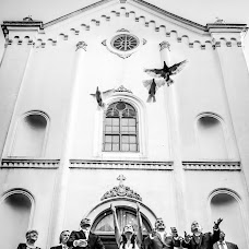 Wedding photographer Krisztina Farkas (krisztinart). Photo of 22.09.2019