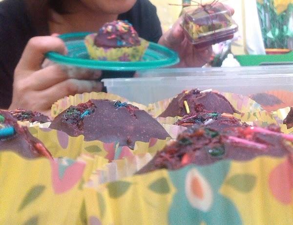 A's Chocobanana Muffins Recipe