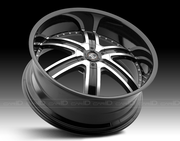 Photo: 2CRAVE - No.4 Gloss Black with Machined Face