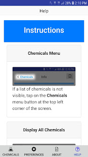 NIOSH Mobile Pocket Guide for PC-Windows 7,8,10 and Mac apk screenshot 6