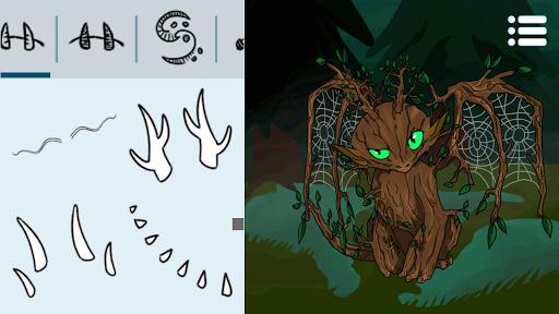 Avatar Maker: Dragons screenshot 23