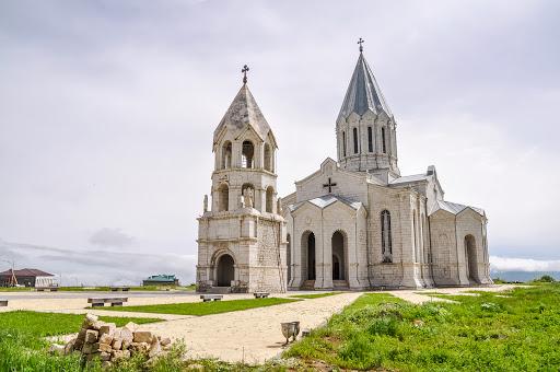 Nagorno-Karabakh reconstruction draws criticism from both Armenians and Azeris