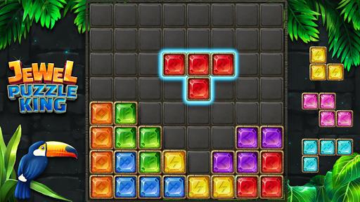 Jewel Puzzle King : Block Game screenshots 2