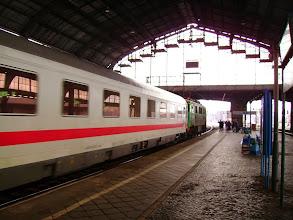 Photo: Legnica: EU07-034 z pociągiem EC240 relacji Kraków - Hamburg