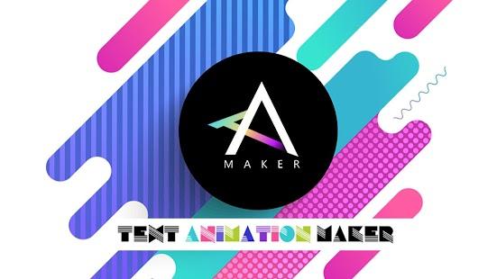 Text Animation Maker - náhled