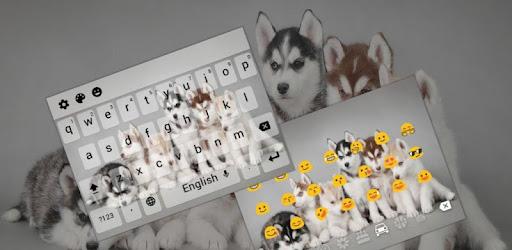 Puppy keyboard