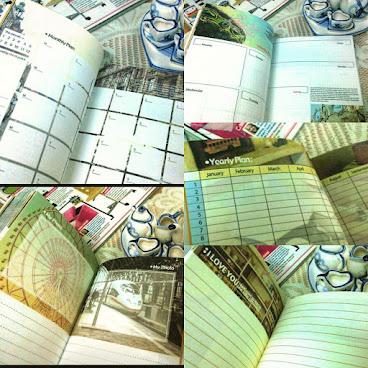 Schedule Book / Planner