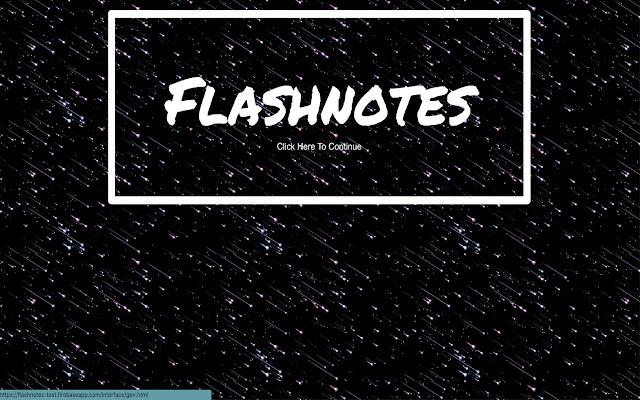 FlashNotes Test