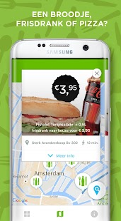 Prise – eet deals in de buurt- screenshot thumbnail