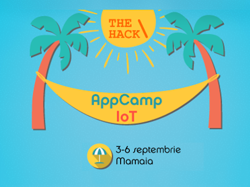 AppCamp – IoT and Application Summer Camp