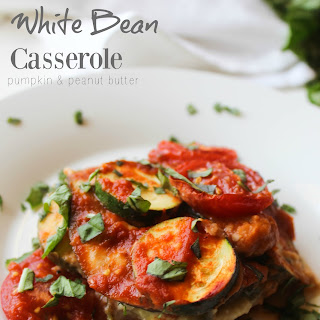 Ratatouille White Bean Casserole