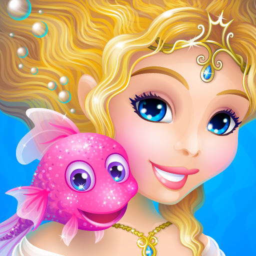 Mermaid Dress up for Girls 休閒 LOGO-玩APPs