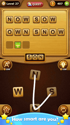 Word Connect : Word Search Games - screenshot