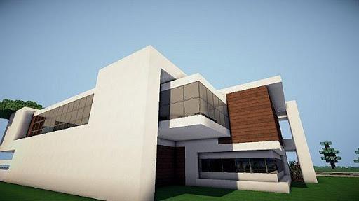 Modern House For Minecraft 1.0 screenshots 2