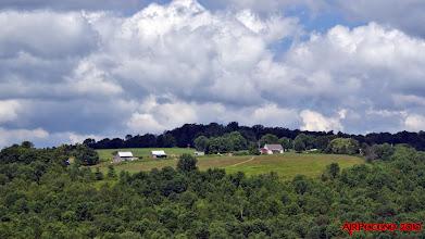 Photo: we travel through rural New York