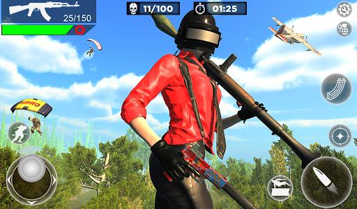 Call of Battleground Survival: Free Squad Fire 1 screenshots 1