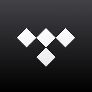 TIDAL Music Hifi Songs Playlists Videos 2.29.1 by TIDAL logo