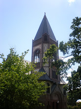 Photo: bell tower of the chapel