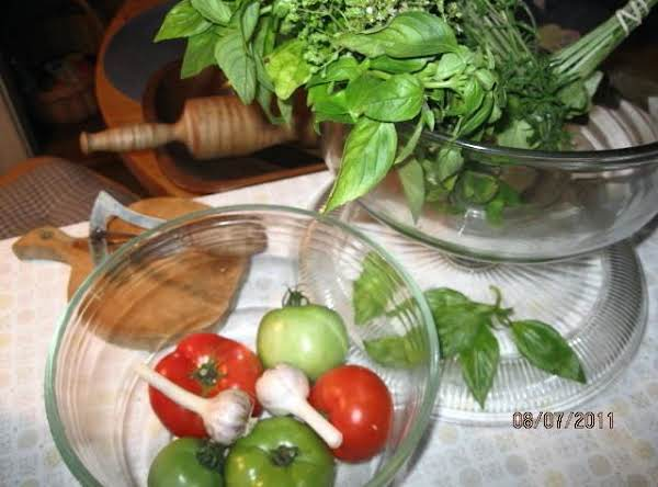 Vegetables Galore-basic Soup