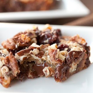 Magic Chocolate Cherry Bars