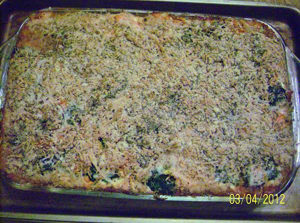 Bake On A Cookie Sheet To Keep From Overflow Into Your Oven.