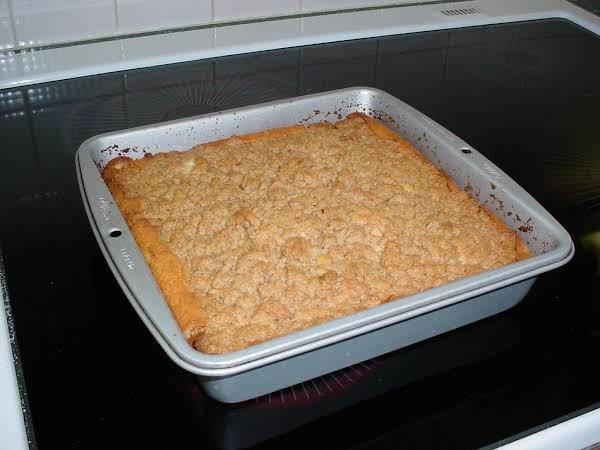 Brooklyn/new York - Crumble Coffee Cake Recipe