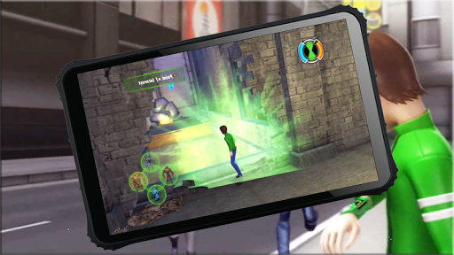 Cheats  Ben 10 Ultimate Alien for PC