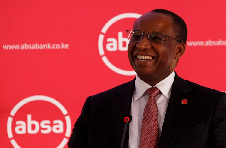 Absa CEO Daniel Mminele is in discussions to leave, the bank says. File photo