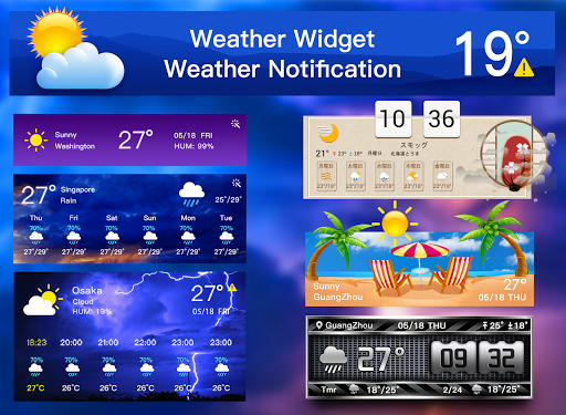 Weather - The Most Accurate Weather App 1.1.6 Screenshots 2