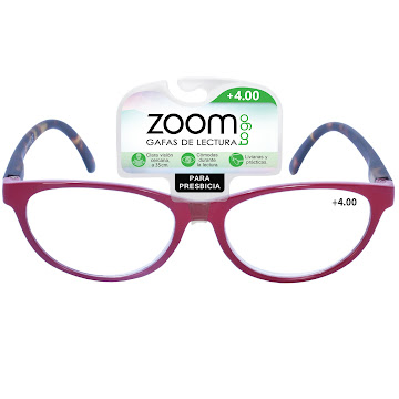 Gafas Zoom Togo Lectura Bicolor F 1 4,00 X1Und