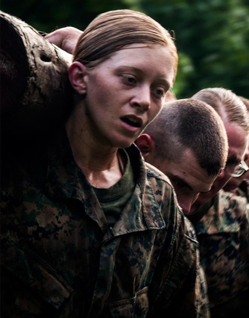 United States Marine Corps Recruitment for Foreigners