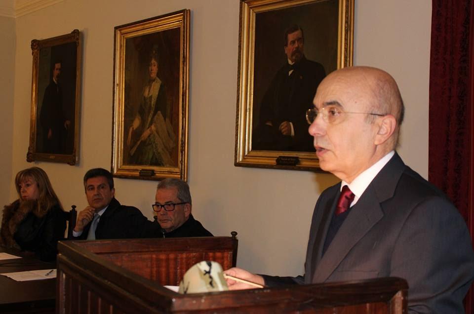 Marques Luís revela projetos para o futuro na tomada de posse da Misericórdia de Lamego