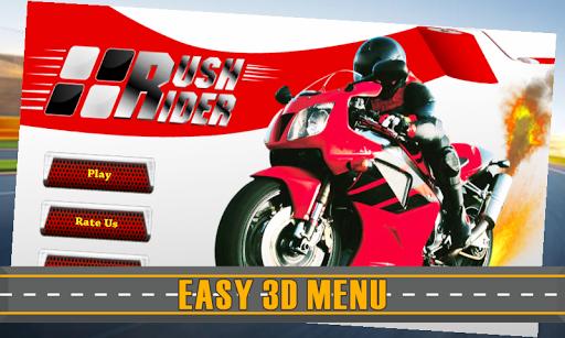 Monster Rush Rider 3D