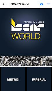 Iscar World - náhled