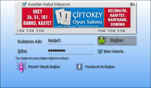 101 Okey Domino hakkarim.net 1.8.7 screenshots 13