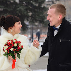 Wedding photographer Andrey Chichinin (AndRaw). Photo of 22.01.2016