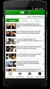Vertele - screenshot thumbnail