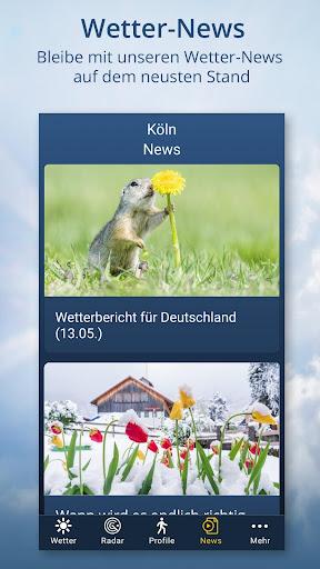 Wetter.de screenshot 6