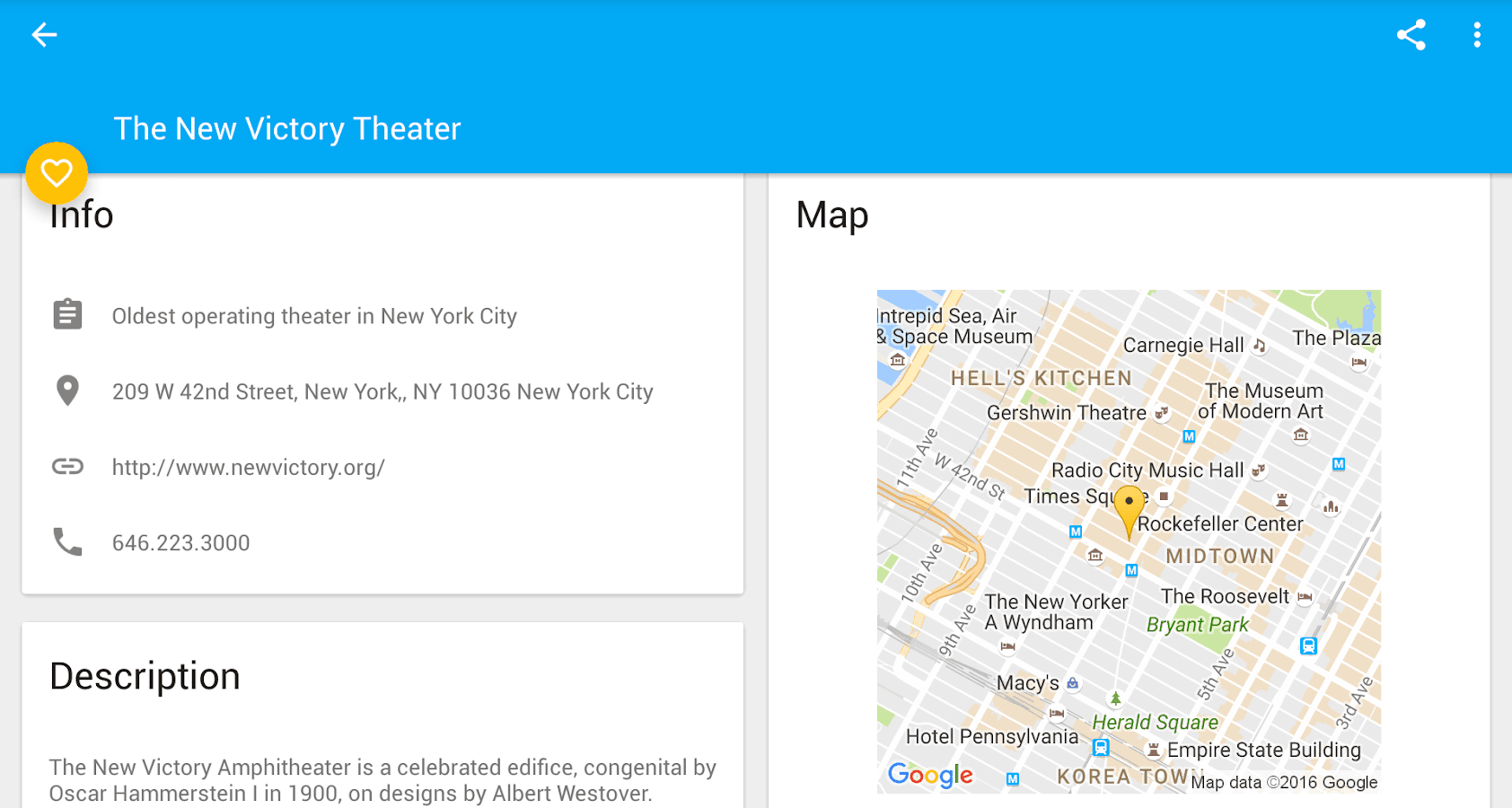 New York Travel Guide Tourism Android Apps On Google Play - Google map nyc hotels