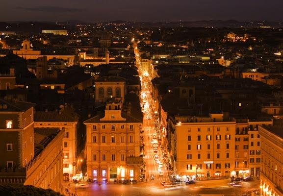 Rome by night di caremaz