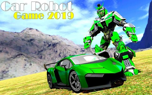 Car Robot Multi Transformation: Robot Strike 3