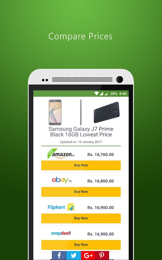 Shop smart - Compare Prices- screenshot