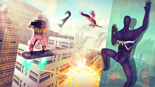 Spider Superhero Fly Simulator screenshots 2