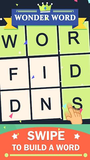 Wonder Word-Amazing Brain Game