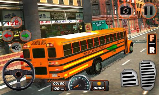 SMA Bus Driving 3D 1.2.9 screenshots 3