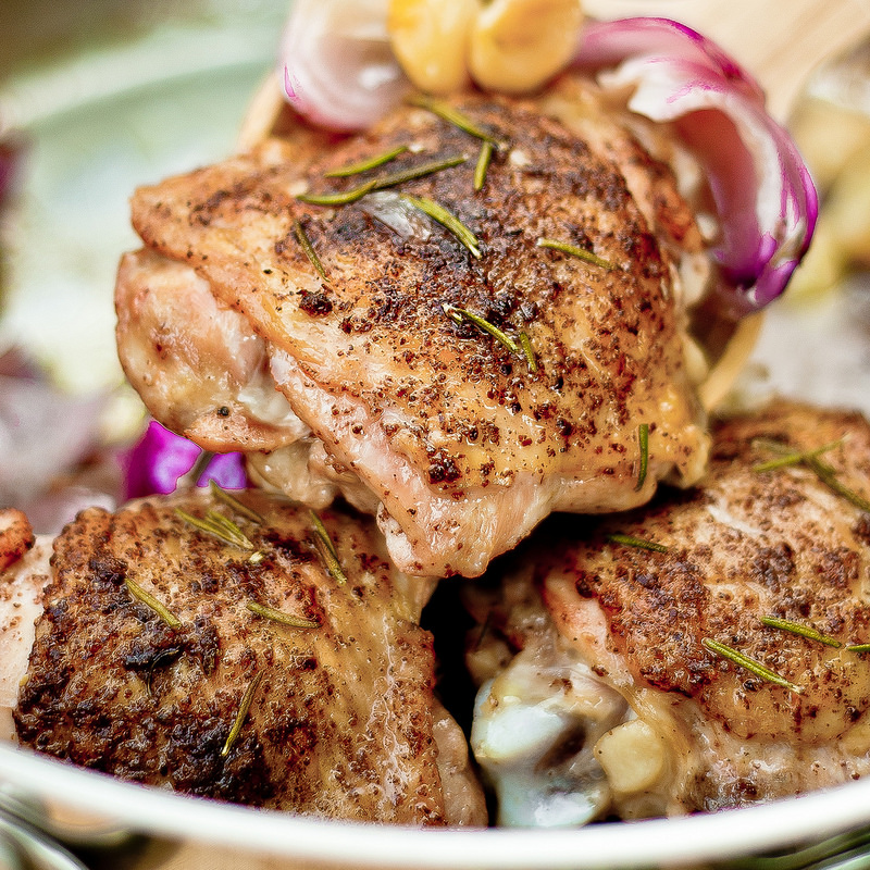 10 Best Baked Rosemary Chicken Thighs Recipes