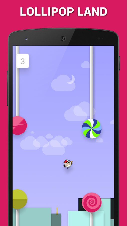 Lollipop Land- screenshot