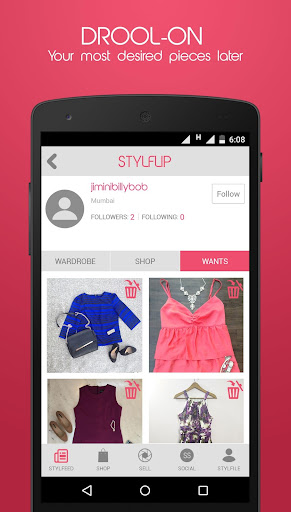 StylFlip - Sell & Shop Fashion app (apk) free download for Android/PC/Windows screenshot